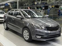 The localization rate of KIA Rio in Russia is 46%