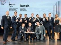 Russian dealers won in the international competition of Audi Twin Cup