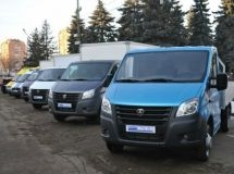 Russian market LCV grew by almost 4% in October