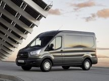 Ford increased sales of Transit by 66% in Russia for 10 months