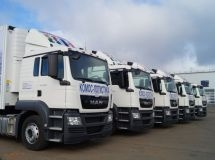 MAN has delivered to Udmurtia a lot of tractors