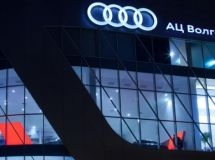 New Audi showroom opened in Moscow