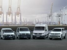 Volkswagen increased LCV sales in Russia by 12% in 2016