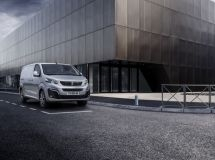 The new Peugeot Expert will appear in the Russian market in 2017