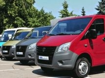 The market of LCV showed a slight increase in Russia in 2016