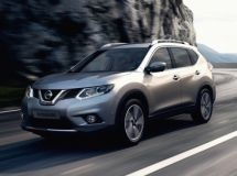 Nissan X-Trail was the SUV market leader in Moscow in 2016