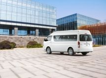 Toyota recalls Hiace cars in Russia