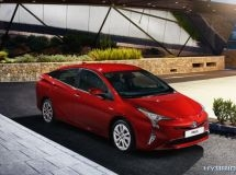 The new Toyota Prius is available for order in Russia