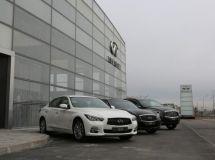 Infiniti in January increased sales in Russia by 27%