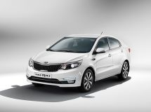 KIA Rio has become the leader in the Moscow market in January