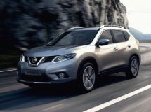Nissan X-Trail in January became the best-selling brand in Russia