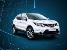Nissan introduced a new version of the crossover Qashqai