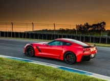 Chevrolet Sorvette received a new version of Grand Sport in Russia