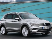 The new Volkswagen Tiguan in January became the best-selling SUV in Europe