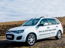 Sales of LADA in the European Union grew by 67% in January