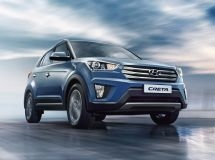 Hyundai Creta became the leader of the capital markets in the SUV segment in January