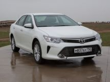 Toyota increased corporate sales by 12% in Russia in 2016