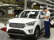 St. Petersburg car industry increased the production volume 2.4 times in January
