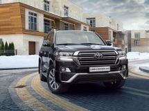 Toyota Land Cruiser – is the leader of Far East market in January