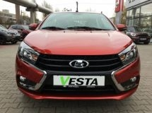 LADA Vesta goes to the Hungarian market