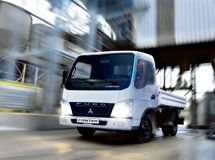 Sales of Mitsubishi Fuso Canter in Russia in 2016 grew by 26%