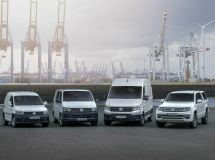 Volkswagen increased the sales of LCV by 10% in Russia in February
