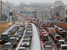 In Russia there are about 50 million units of vehicles