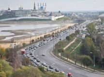 Tatarstan has the youngest car parc in Russia