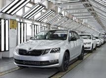 In Russia, the production of new Skoda Octavia was launched