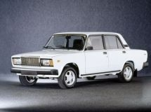 LADA 2107 – is the leader of the Russian car parc