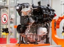 Motor plant Ford Sollers in Yelabuga produced the 25-thousandth engine