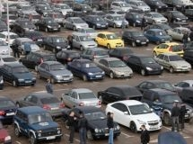 The market of cars with a mileage in February fell by 3%
