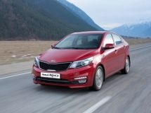 KIA Rio in February kept the title of leader in the Moscow market