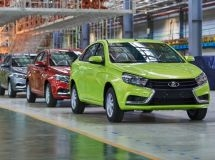 Izhevsk Automobile Plant in January-February increased the production by 25%