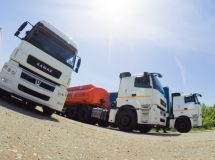 KAMAZ increased sales by 29% in the first quarter