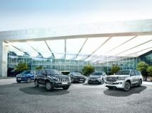 Toyota entered the TOP-5 of leaders of the Russian car market in the I quarter