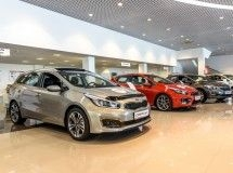 The Russian car market in 2016 decreased by 11%