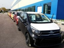 """Autotor"" started the production of the new KIA Picanto"