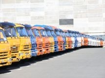 KAMAZ is developing a system of reverse repurchase