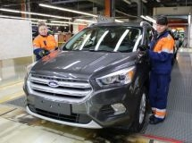 Ford Sollers increased the quality control at the plant in Yelabuga