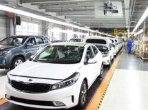 More than 700 thousand KIA cars were produced on Avtotor during 20 years