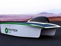 Ministry of industry and trade supported the project to develop the national solar car