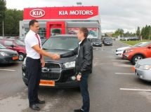 Russian dealers develop actively sales of used cars