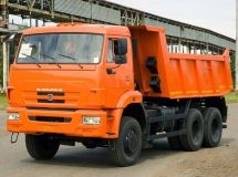 KAMAZ 6511 - the leader of the market of trucks in Russia