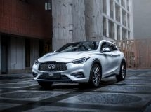 Infiniti announced new prices and configurations for Q30 and QX30