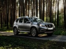 Nissan recalls about 1 thousand Terrano crossovers in Russia
