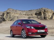 KIA Rio kept the title of Russian bestseller in May