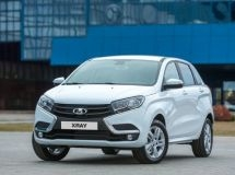 Tatarstan remains the largest regional market for LADA XRAY
