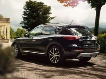 Infiniti has increased sales in Russia by 16% since the beginning of the year