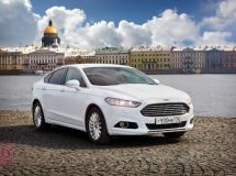 Ford Mondeo and Kuga became available on preferential auto loans